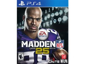 PS4 Madden NFL 25