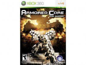 Xbox 360 Armored Core: For Answer
