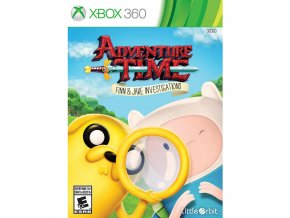 Xbox 360 Adventure Time: Finn and Jake Investigations