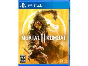 PS4 Mortal Kombat 11