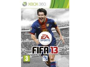 Xbox 360 FIFA 13 CZ