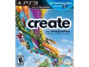 PS3 EA CREATE