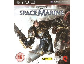 PS3 Warhammer 40.000: Space Marine
