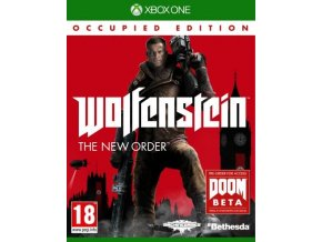 Xbox One Wolfenstein: The New Order (Occupied Edition)