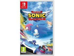 Nintendo Switch Team Sonic Racing