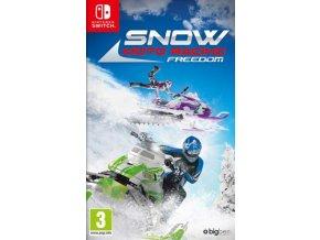 Nintendo Switch Snow Moto Racing Freedom