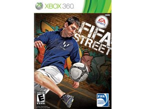 Xbox 360 FIFA Street 4