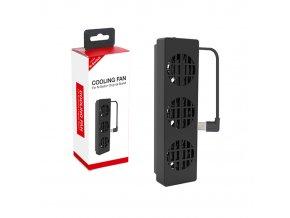 Externí ventilátor chlazení N-Switch