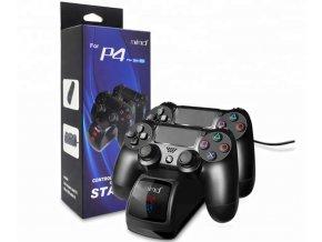PS4 nabíjecí dokovací stanice