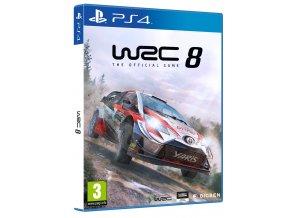 PS4 WRC 8