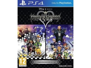 ps4 kingdom hearts hd 1 5 2 5 remix