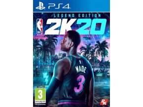 PS4 NBA 2K20 Legend Edition