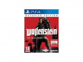 PS4 Wolfenstein: The New Order (Occupied Edition)