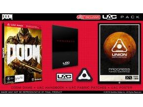 PS4 DOOM UAC Pack