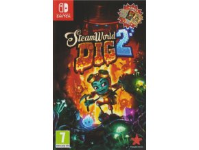 Nintendo Switch SteamWorld Dig 2