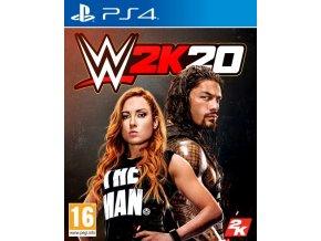 PS4 WWE 2K20
