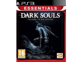 PS3 Dark Souls - Prepare to Die Edition