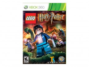 Xbox 360 LEGO Harry Potter: Years 5-7