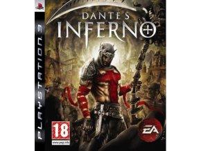 PS3 Dante's Inferno