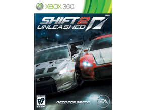 Xbox 360 Need for Speed Shift 2: Unleashed