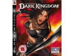 PS3 Untold Legends: Dark Kingdom