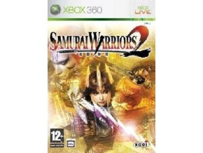 Xbox 360 Samurai Warriors 2