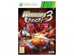 Xbox 360 Warriors Orochi 3