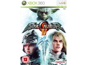 Xbox 360 Soul Calibur IV
