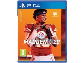 PS4 Madden NFL 20