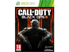 Xbox 360 Call of Duty: Black Ops 3