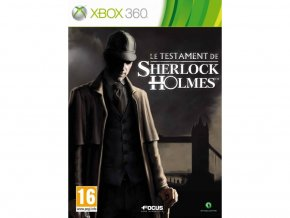 Xbox 360 The Testament of Sherlock Holmes