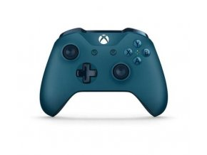 Microsoft Xbox One Wireless Controller Green-Blue
