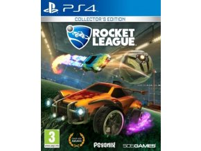 PS4 Rocket League: Collectors Edition