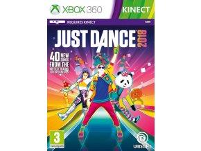 Xbox 360 Just Dance 2018