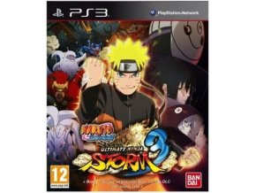 PS3 Naruto Shippuden: Ultimate Ninja Storm 3