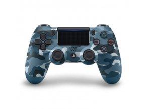 Sony Dualshock 4 Blue Camouflage