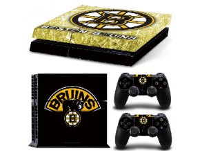PS4 Polep Skin Boston Bruins