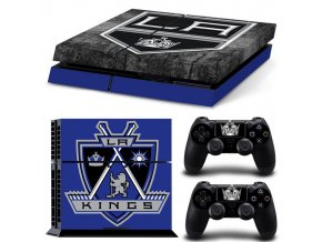 PS4 Polep Skin Los Angeles Kings