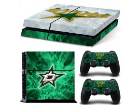 PS4 Polep Skin Dallas Stars