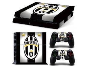 PS4 Polep Skin Juventus FC