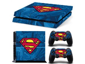 PS4 Polep Skin Superman