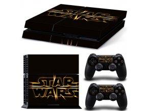 PS4 Polep Skin Star Wars
