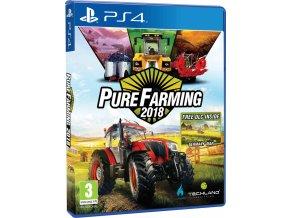 PS4 Pure Farming 2018