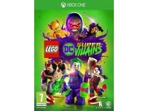 Xbox One LEGO DC Super Villains