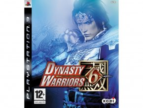 PS3 Dynasty Warriors 6
