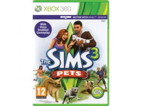Xbox 360 The Sims 3: Pets