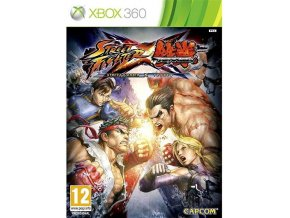 Xbox 360 Street Fighter X Tekken