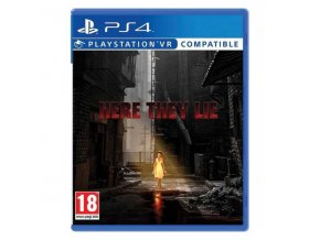 PS4 Here They Lie