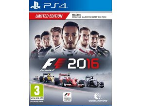 PS4 F1 2016 (Limited Edition)