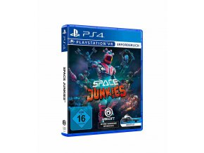 PS4 Space Junkies